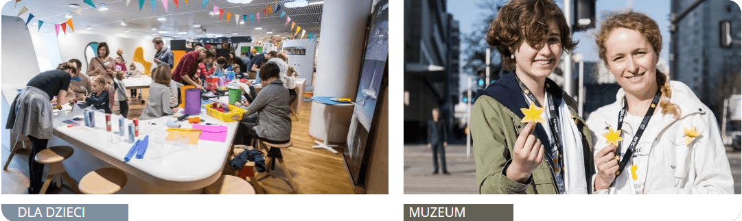 The examples of Polin Museum offer